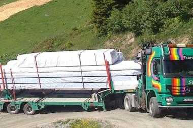 Sondertransporte & Spezialprojekte